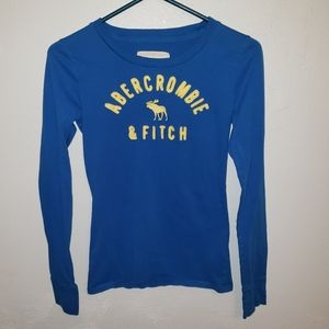 Abercrombie Long Sleeved Tee